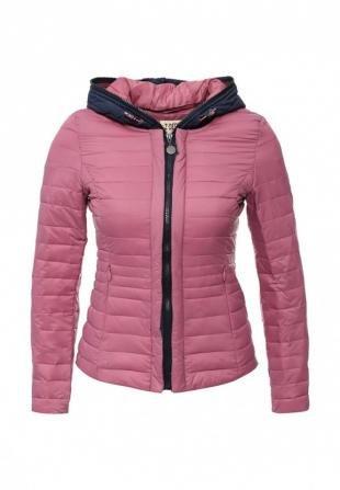Розовые куртки, куртка утепленная z-design, весна-лето 2016