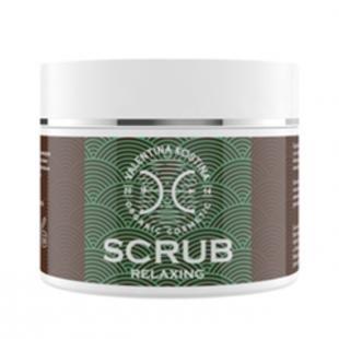 Скраб для жирной кожи, valentina kostina релаксирующий скраб organic cosmetic relaxing scrub (объем 200 мл)