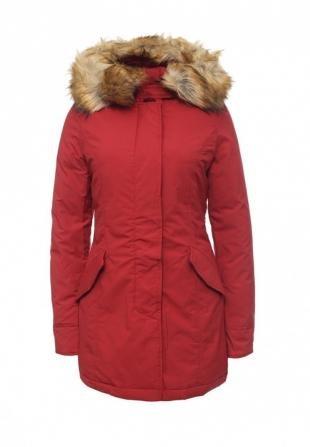 Красные куртки, куртка утепленная adrixx, осень-зима 2016/2017