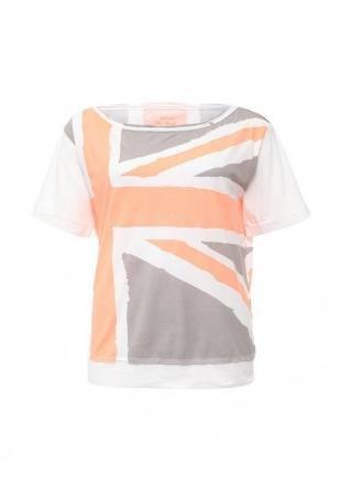 Разноцветные футболки, футболка gas, осень-зима 2016/2017