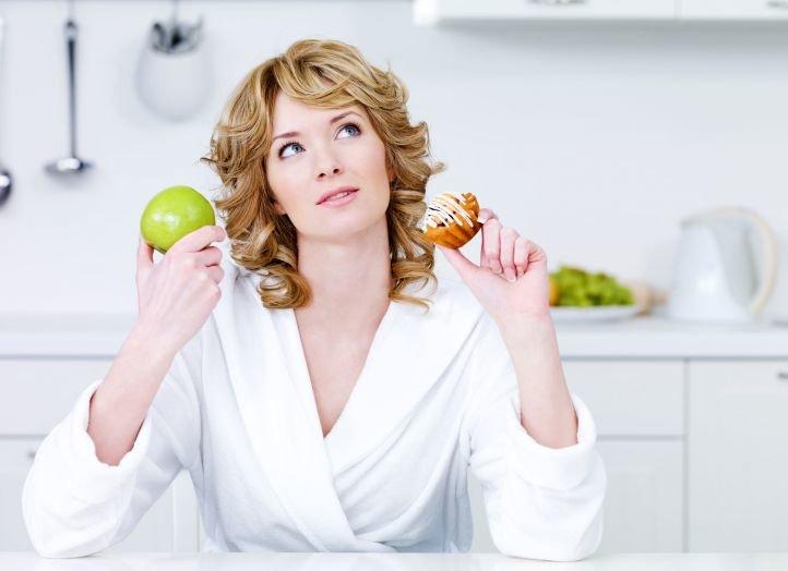 Как избавиться от целлюлита - правильное питание