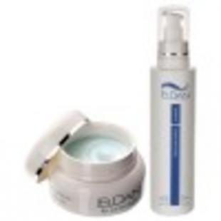 Крем-скраб, eldan набор уход очищениеуниверсальная очищающая жидкость, крем-скраб eldan - kits kits /premium cellular shock eld-39/eld-05 1 шт.