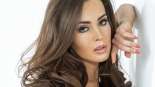 Легкий макияж на каждый день, макияж для шатенок с зелеными глазами