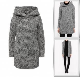 Серые пальто, пальто only, осень-зима 2016/2017