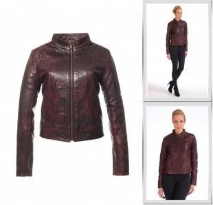Коричневые куртки, куртка московская меховая компания,