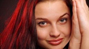 Макияж на фотосессию на природе, макияж для красных волос в натуральной гамме