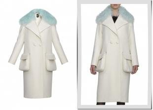 Белые пальто, пальто anastasya barsukova,