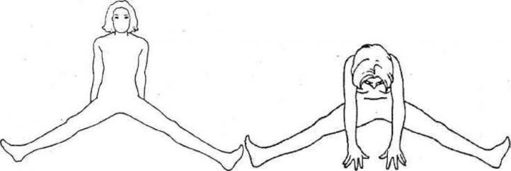 Лодочка - базовый комплекс упражнений Бодифлекс